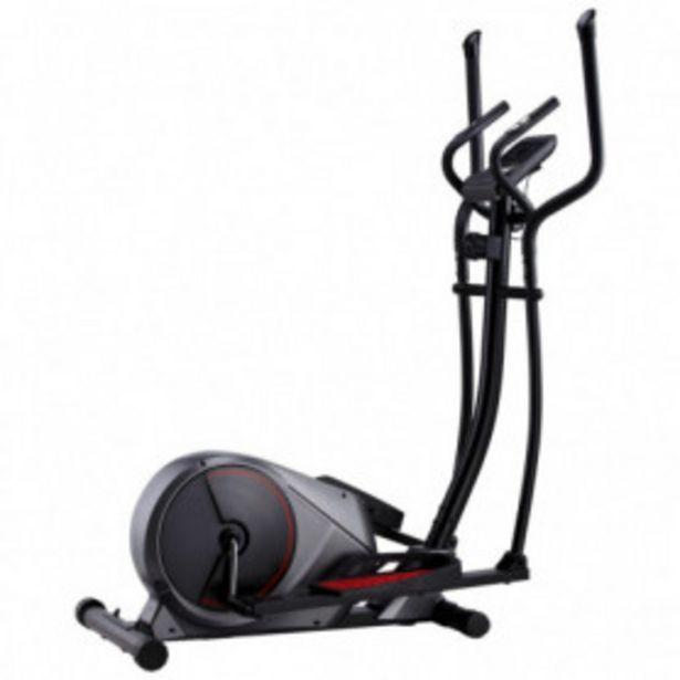 Oferta de Bicicleta elíptica magnética con pulsómetro por 356,25€