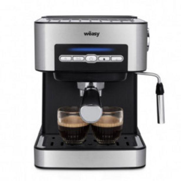 Oferta de Cafetera de Goteo Programable, 850 W, 15 Tazas, 1.6 Litro. por 85,99€