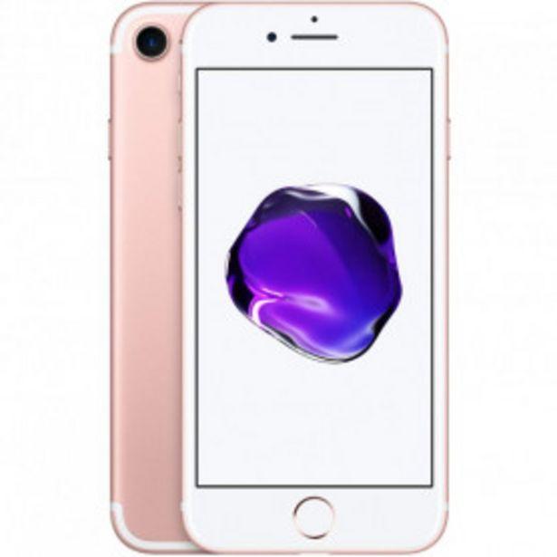 Oferta de Apple iPhone 7 32GB Dorado Rosa Libre por 239,99€