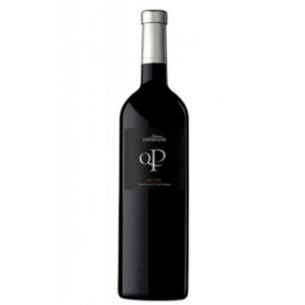 Oferta de Vino Tinto Quatro Pagos QP por 10,99€