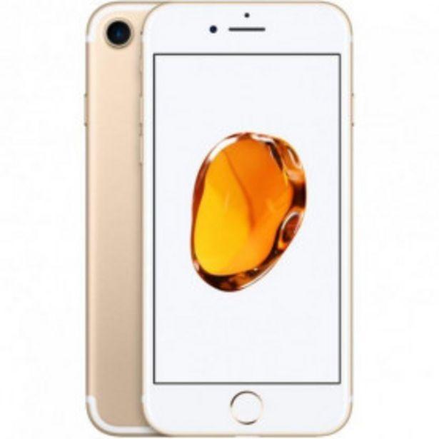 Oferta de Apple iPhone 7 128GB Dorado Libre por 279,99€