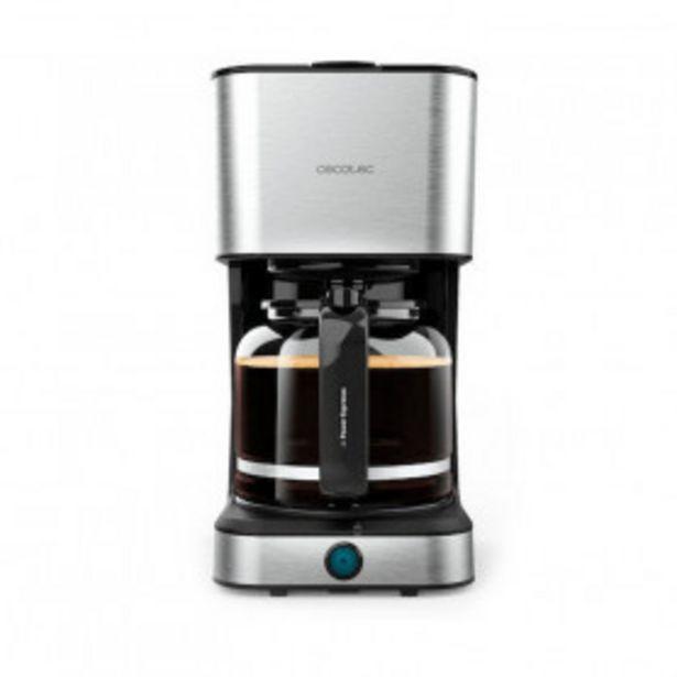 Oferta de Cafetera de Goteo Cecotec Coffee 66 Heat por 32,99€