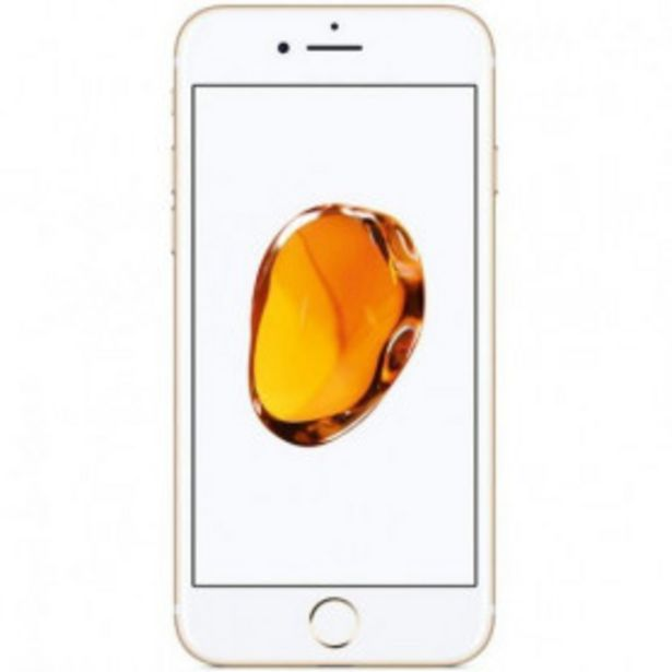 Oferta de Apple iPhone 7 32GB Dorado Libre por 239,99€