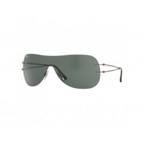 Oferta de Gafas Ray Ban Gunmetal Unisex por 89,99€