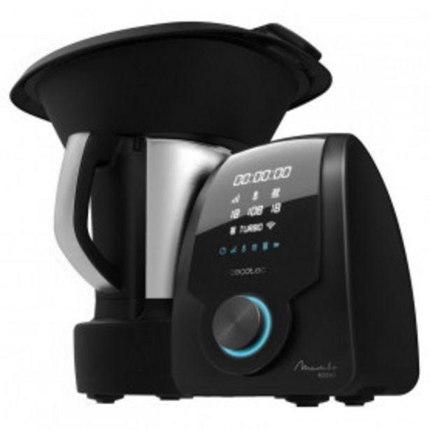 Oferta de Robot de Cocina Multifunción con App Cecotec Mambo 10090 por 299,99€