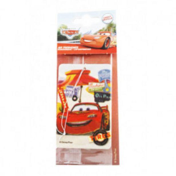 Oferta de Cars ambientador sweet vanilla por 0,59€