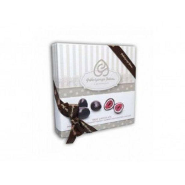 Oferta de Fruit Chocolate Frambuesa y Chocolate Blanco Fondant Vintage 100gr. por 22,99€