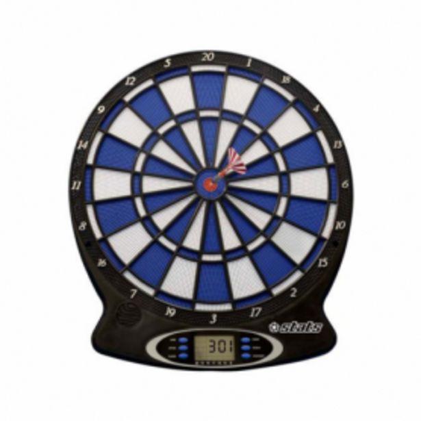Oferta de Diana electrónica - Incluye 6 dardos y 18 juegos por 30,99€