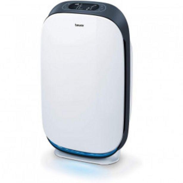 Oferta de Purificador de Aire con Bluetooth/Wifi Beurer LR 500 por 299,99€