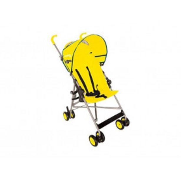 Oferta de Silla de paseo Moving Amarillo Asalvo por 29,99€