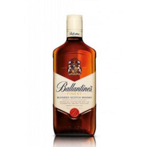 Oferta de Whisky Ballantine's por 12,99€