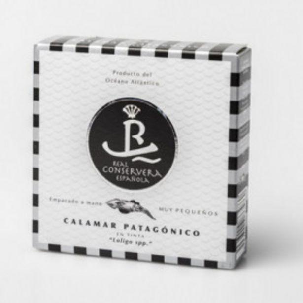 Oferta de Calamar Patagonico En Aceite De Oliva Real Conservera Española por 9,99€