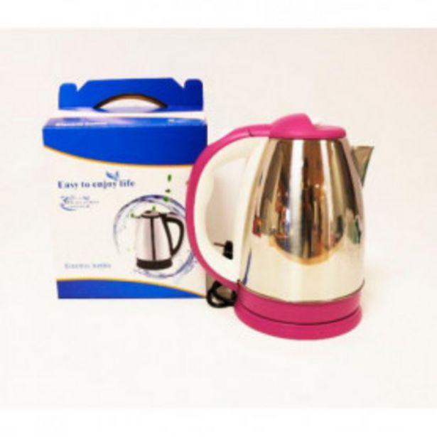 Oferta de Electric kettle hervidor de agua 1,8l por 9,99€