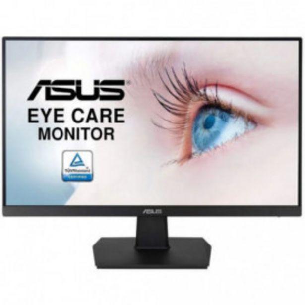 """Oferta de MONITOR 27""""FHD ASUS VA27EHE 1920X1080 1*HDMI/1*VGA NEGRO por 163,99€"""