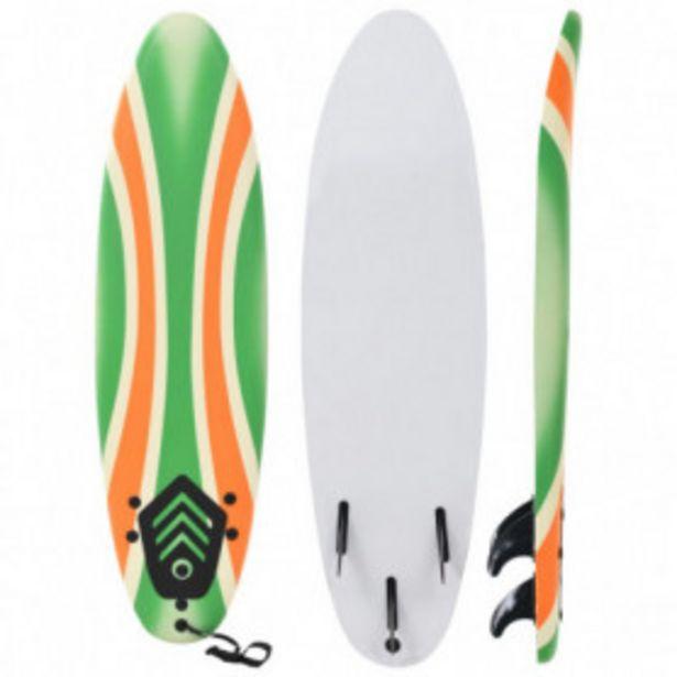 Oferta de Tabla de surf 170 cm boomerang por 106,48€
