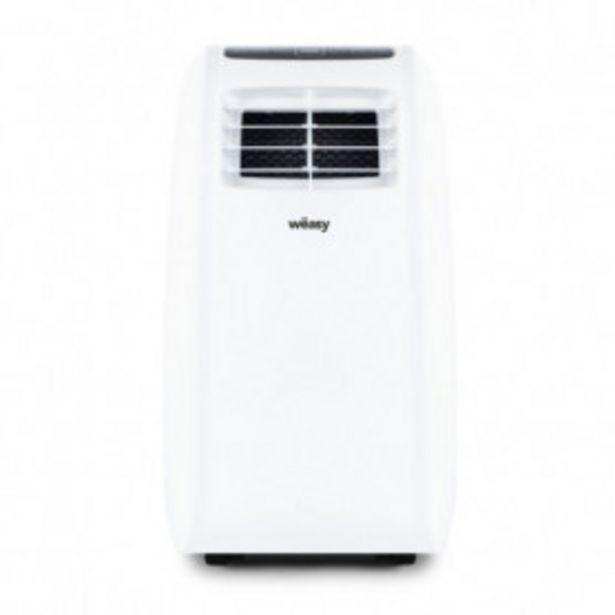 Oferta de Climatizador Weasy. Enfría, Ventila y Deshumidifica hasta 24h. por 292,99€