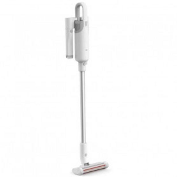 Oferta de Aspirador de mano vertical Xiaomi Mi Vacuum Cleaner Light por 99,99€