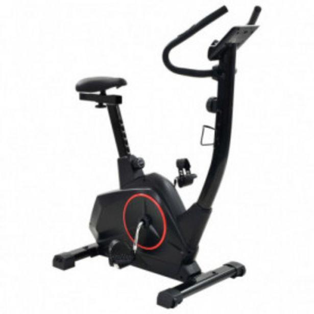 Oferta de Bicicleta estática magnética con pulsómetro XL por 250,69€
