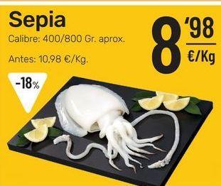 Oferta de Sepia por 8,98€