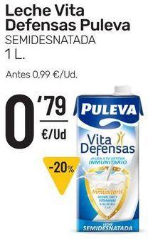 Oferta de Leche Puleva por 0,79€