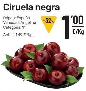 Oferta de Ciruelas por 1€