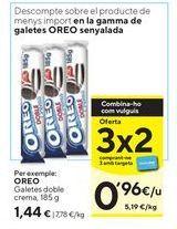 Oferta de Galletas Oreo por 1,44€