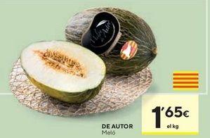 Oferta de Melón por 1,65€