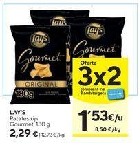 Oferta de Patatas chips Lay's por 2,29€