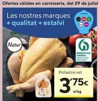 Oferta de Pollo por 3,75€