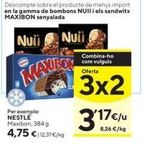Oferta de Maxibon Nestlé por 4,75€