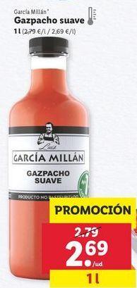 Oferta de Gazpacho garcia millan por 2,69€