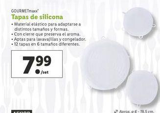 Oferta de Tapas Gourmet maxx por 7,99€