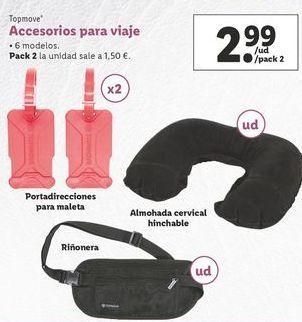Oferta de Riñonera Top Move por 2,99€