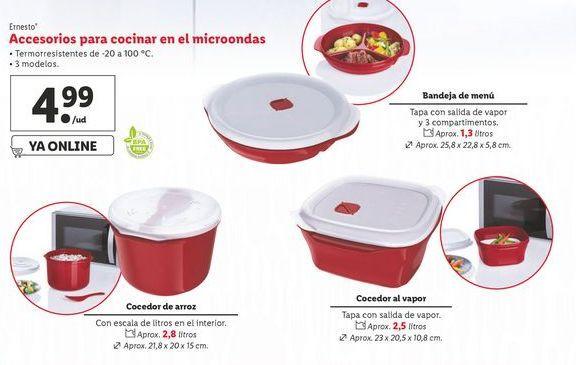 Oferta de Cocedor de arroz Ernesto por 4,99€