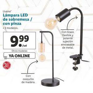 Oferta de Lámpara LED por 9,99€