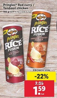 Oferta de Patatas fritas Pringles por 1,59€