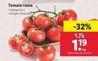 Oferta de Tomates por 1,19€