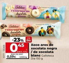 Oferta de Galletas por 0,45€