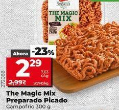 Oferta de Carne picada Campofrío por 2,29€