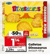 Oferta de Galletas Artiach por 2,09€