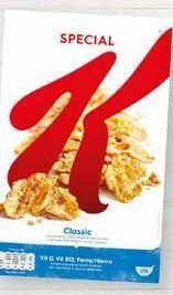 Oferta de Cereales Special K Kellogg's por 2,99€
