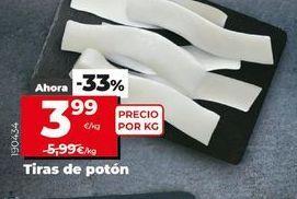 Oferta de Tiras de pota por 3,99€