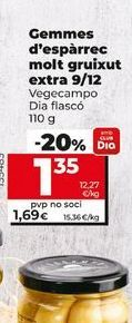Oferta de Espárragos por 1,69€