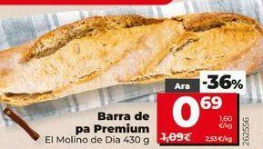 Oferta de Pan por 0,69€