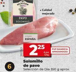 Oferta de Solomillo por 2,25€