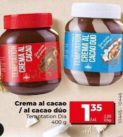 Oferta de Crema de cacao por 1,35€