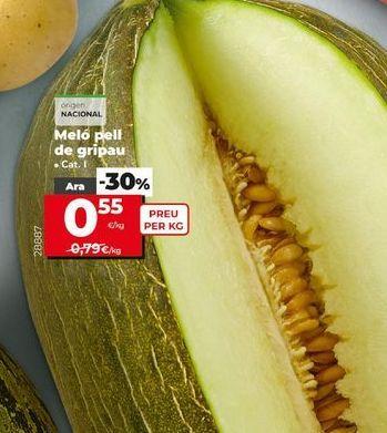 Oferta de Melón por 0,55€