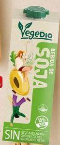 Oferta de Bebida de soja por 0,8€
