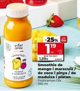 Oferta de Bebidas por 1,59€