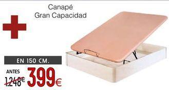 Oferta de Colchón + canapé por 399€
